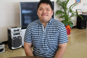 生活相談員・介護福祉士 後藤貴陸